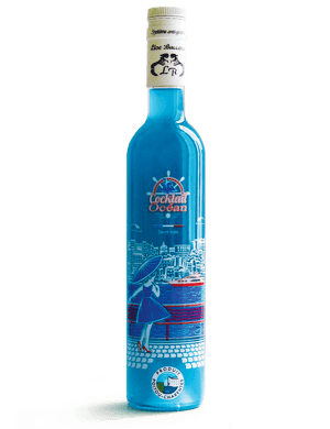 Cocktail Océan - Curacao 16° - 50 CL