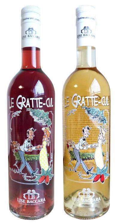 Lise Baccara : Liqueur et apéritif de France, gamme de Cognac ...