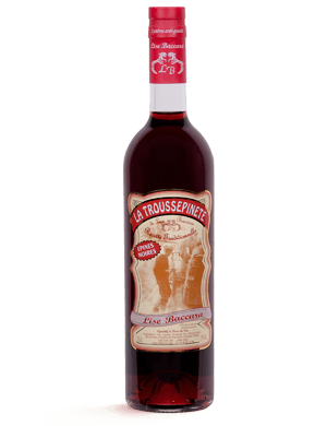 Troussepinète traditionnelle - Rouge 17° - 75 CL